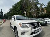 Lexus LX 570 2012 года за 18 000 000 тг. в Алматы