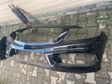 Бампер передний w 176 w176 AMG A class a200 за 85 000 тг. в Алматы