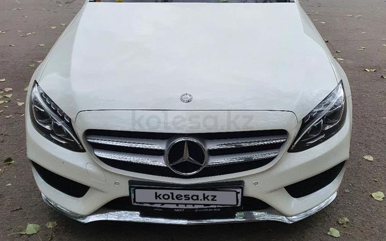 Mercedes-Benz C 250 2015 года за 12 000 000 тг. в Алматы