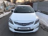 Hyundai Accent 2015 года за 4 600 000 тг. в Алматы