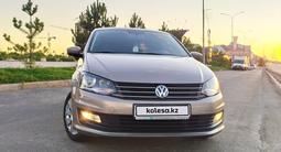 Volkswagen Polo 2018 года за 5 200 000 тг. в Шымкент