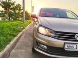 Volkswagen Polo 2018 года за 5 200 000 тг. в Шымкент – фото 5