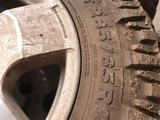 Японские шиныnitto 285 65 r18 на LAND Cruiser, Tundra, Seiquoia с дисками за 100 000 тг. в Алматы – фото 5