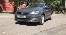 Volkswagen Polo 2015 года за 4 700 000 тг. в Алматы