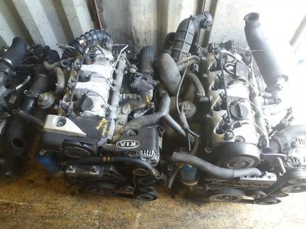 Двигателя обьем 2.7 и 2.0Л за 25 000 тг. в Алматы – фото 2