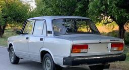 ВАЗ (Lada) 2107 2010 года за 1 400 000 тг. в Туркестан – фото 5