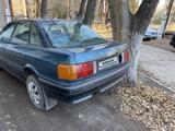 Audi 80 1990 года за 1 050 000 тг. в Караганда – фото 4