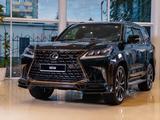 Lexus LX 570 2021 года за 66 000 000 тг. в Нур-Султан (Астана) – фото 3