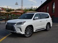 Lexus LX 570 2017 года за 42 800 000 тг. в Алматы