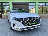 Hyundai Grandeur 2020 года за 15 500 000 тг. в Шымкент