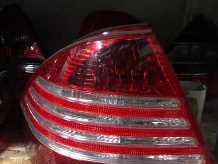 Задние фонари на w220 Sclass рестайлинг в Алматы