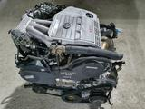 Двигатель Коробка автомат 1MZ-FE 3.0 л за 123 252 тг. в Алматы – фото 2
