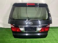 Крышка багажника. Дверь 5я Toyota Alphard за 100 000 тг. в Нур-Султан (Астана)