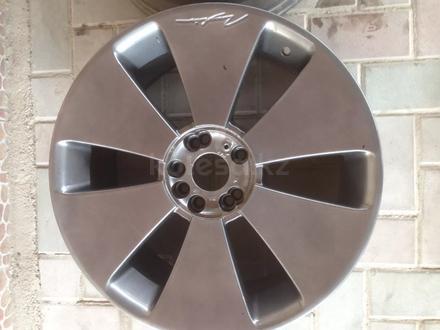 R19 5x114. 3 комплект дисков оригинальные, универсальные за 150 000 тг. в Алматы – фото 3