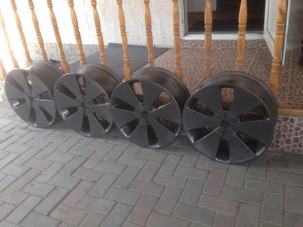 R19 5x114. 3 комплект дисков оригинальные, универсальные за 150 000 тг. в Алматы – фото 6