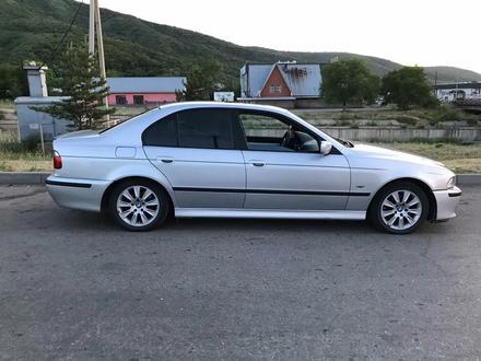 BMW 525 2000 года за 3 400 000 тг. в Алматы – фото 10
