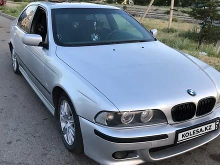 BMW 525 2000 года за 3 400 000 тг. в Алматы – фото 2