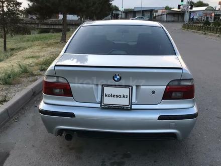 BMW 525 2000 года за 3 400 000 тг. в Алматы – фото 4