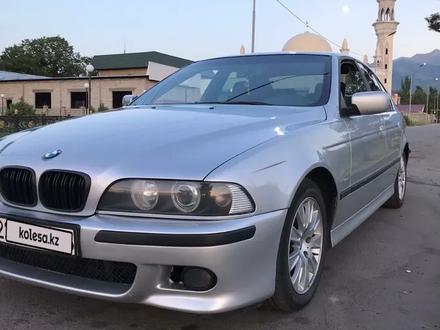 BMW 525 2000 года за 3 400 000 тг. в Алматы – фото 5