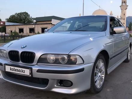 BMW 525 2000 года за 3 400 000 тг. в Алматы – фото 8