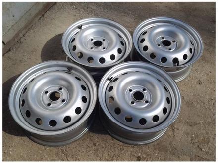 Железные диски на ВАЗ r13 за 30 000 тг. в Алматы – фото 2