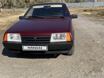 ВАЗ (Lada) 21099 (седан) 1996 года за 1 300 000 тг. в Алматы