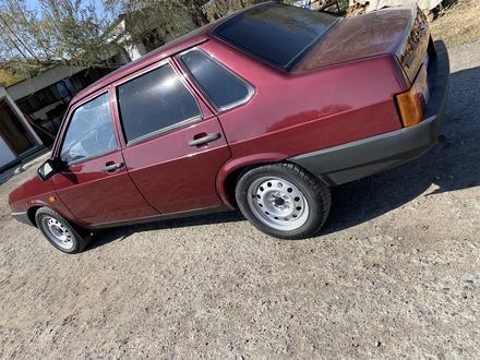 ВАЗ (Lada) 21099 (седан) 1996 года за 1 300 000 тг. в Алматы – фото 3