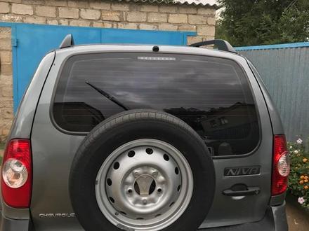 Chevrolet Niva 2015 года за 2 888 888 тг. в Актобе – фото 4