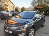 Hyundai Accent 2014 года за 4 950 000 тг. в Алматы – фото 2