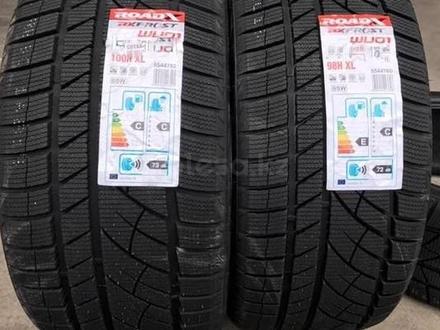 Зимние новые шины Roadx/RX FROST WU01 за 135 000 тг. в Алматы