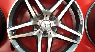Комплект дисков r18 5*112 Mercedes за 220 000 тг. в Караганда
