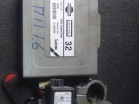 Компьютер комплект эбу с имобилайзером ниссан примера п11 1.6 за 444 тг. в Костанай