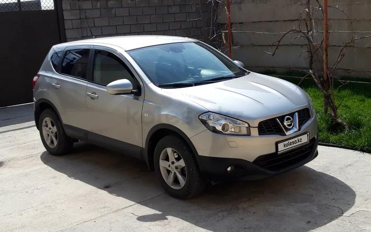 Nissan Qashqai 2013 года за 4 700 000 тг. в Шымкент