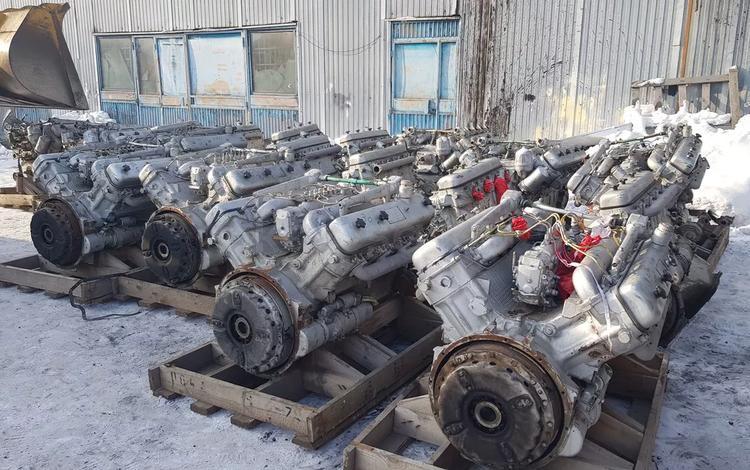 Двигатель ЯМЗ 238 в Темиртау