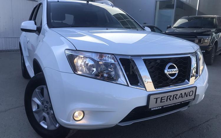 Nissan Terrano 2021 года за 10 500 000 тг. в Костанай