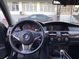 BMW 535 2008 года за 7 500 000 тг. в Алматы – фото 5