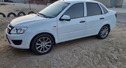 ВАЗ (Lada) Granta 2190 (седан) 2014 года за 2 300 000 тг. в Атырау – фото 2