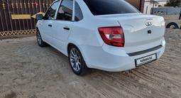 ВАЗ (Lada) Granta 2190 (седан) 2014 года за 2 300 000 тг. в Атырау – фото 5