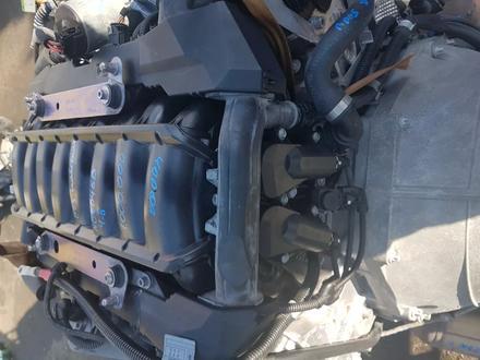 Двигатель на БМВ е60 550i n62b48b за 1 000 000 тг. в Алматы – фото 3