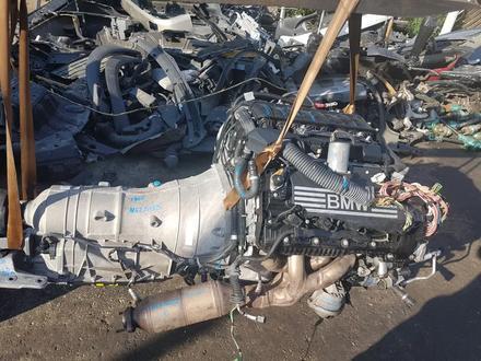 Двигатель на БМВ е60 550i n62b48b за 1 000 000 тг. в Алматы – фото 4