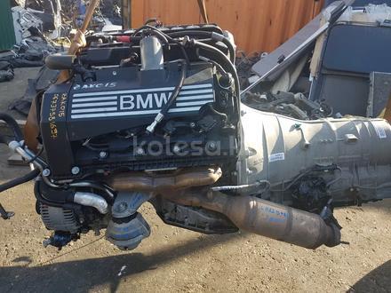 Двигатель на БМВ е60 550i n62b48b за 1 000 000 тг. в Алматы – фото 6