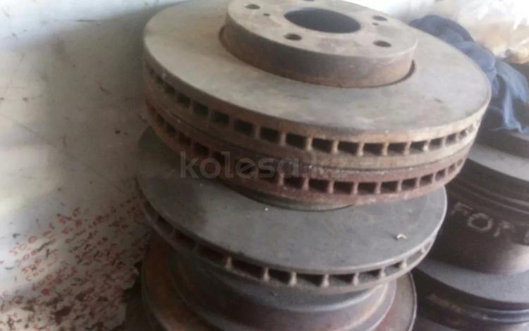 Тормозной диск за 6 500 тг. в Алматы