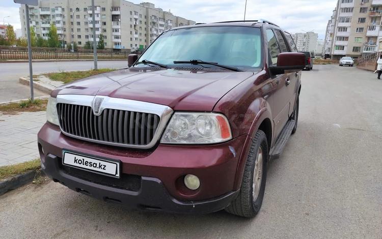 Lincoln Navigator 2004 года за 4 800 000 тг. в Нур-Султан (Астана)