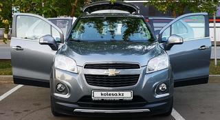 Chevrolet Tracker 2014 года за 4 598 765 тг. в Кокшетау