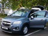 Chevrolet Tracker 2014 года за 4 498 765 тг. в Кокшетау – фото 2
