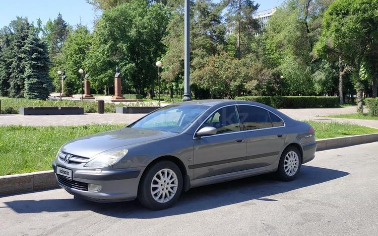 Peugeot 607 2001 года за 1 850 000 тг. в Алматы