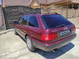 Audi 100 1993 года за 2 350 000 тг. в Кордай – фото 2