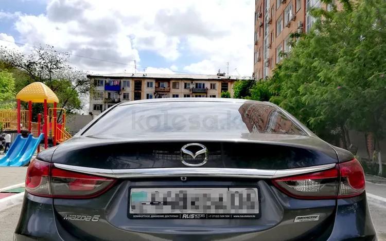 Mazda 6 2018 года за 7 700 000 тг. в Атырау
