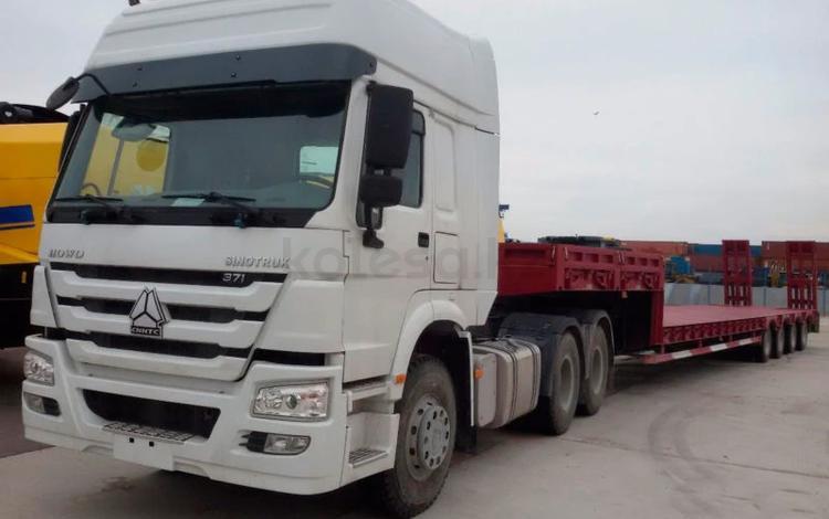 Howo  Тягач ZZ4327N3247Е 2021 года за 27 770 000 тг. в Нур-Султан (Астана)