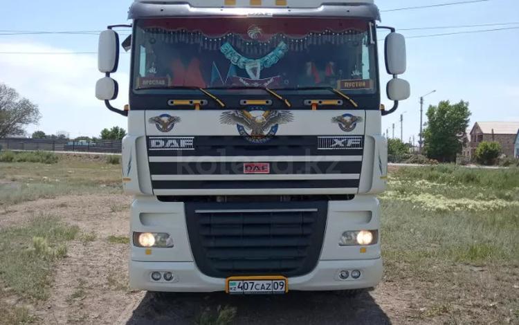 DAF  105, 460 Trucks N. V. Механика 2008 года за 15 000 000 тг. в Караганда